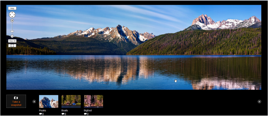 View Images on GigaPan.com